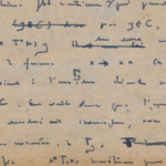 天才数学者アレクサンドル・グロタンディークの手書きメモ約1万8000ページがネットで公開 リンクを紹介 見てみたものの…