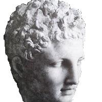 ヘルメス像